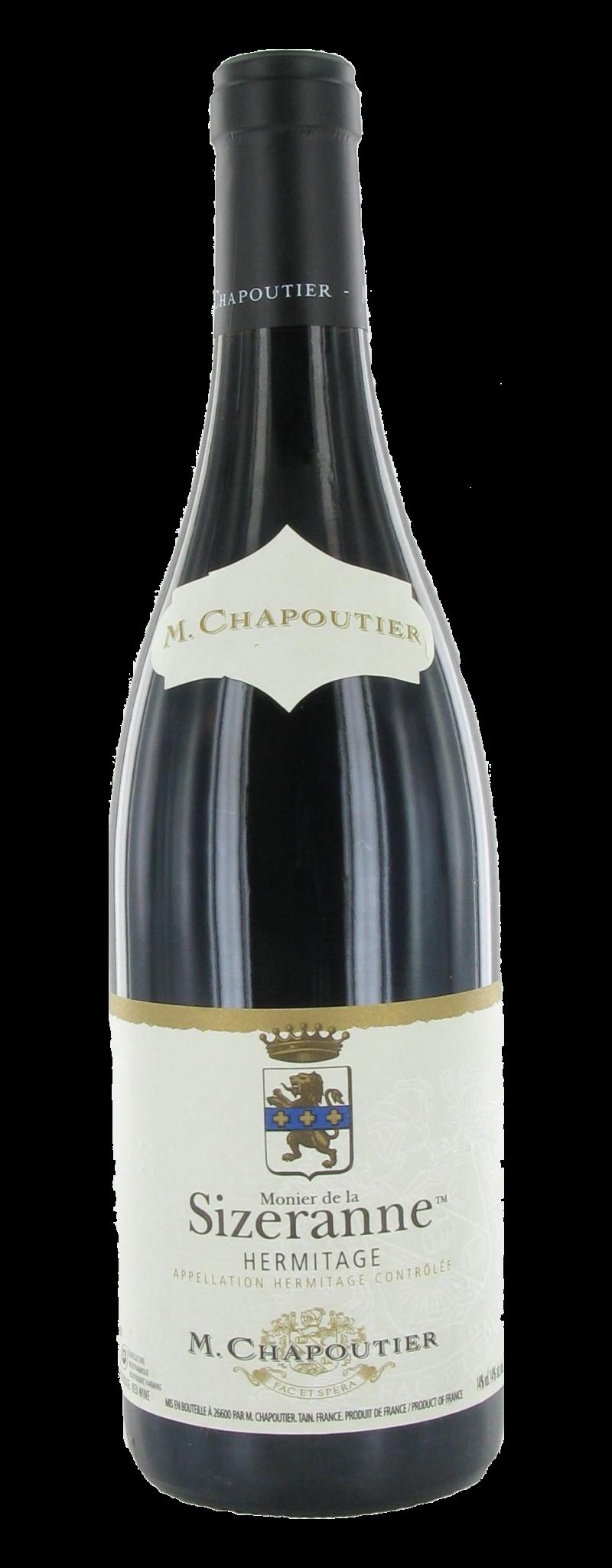 Michel Chapoutier - Monier de La Sizeranne  - 750ml