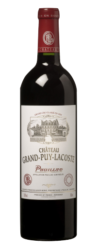 Château Grand Puy Lacoste 2007 - Pauillac  - 750ml