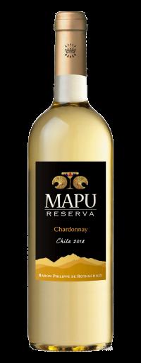 Rothschild - Mapu Reserva Chardonnay  - 750ml