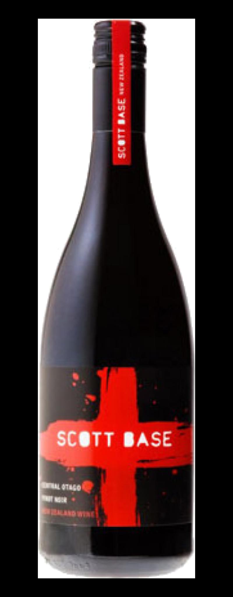 Scott Base Pinot Noir  - 750ml
