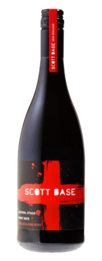 Scott Base Pinot Noir  - 750ml