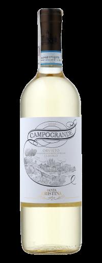 Santa Cristina Campogrande Orvieto Classico  - 750ml