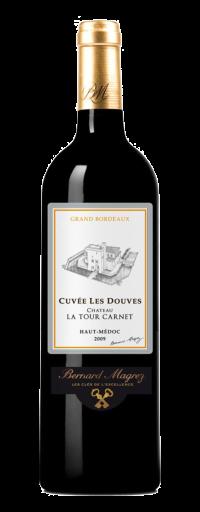 Les Douves de Château La Tour Carnet - Médoc  - 750ml