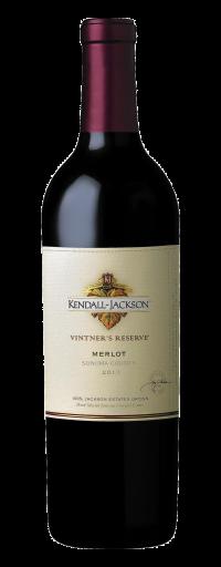 Kendall Jackson - Vintners Reseve Merlot  - 750ml