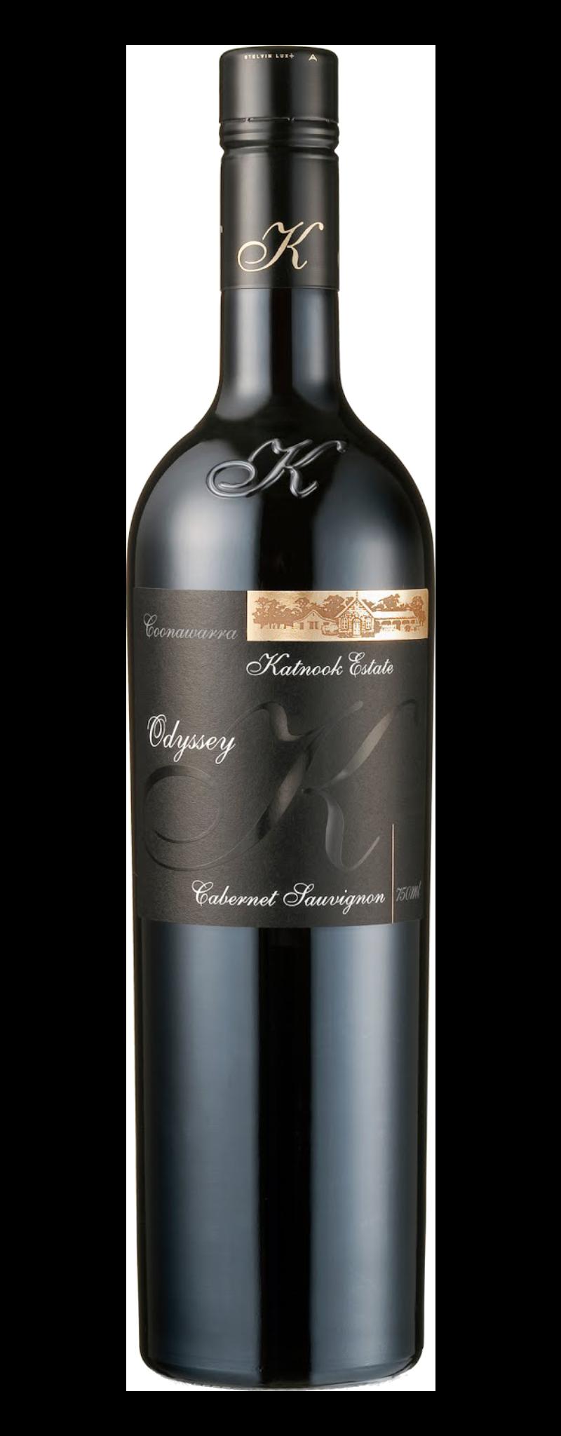 """Katnook Estate """"Odyssey"""" Cabernet Sauvignon  - 750ml"""