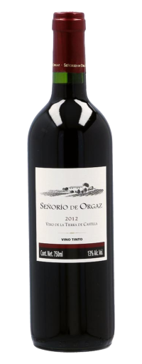 Senorio de Orgaz Red  - 750ml