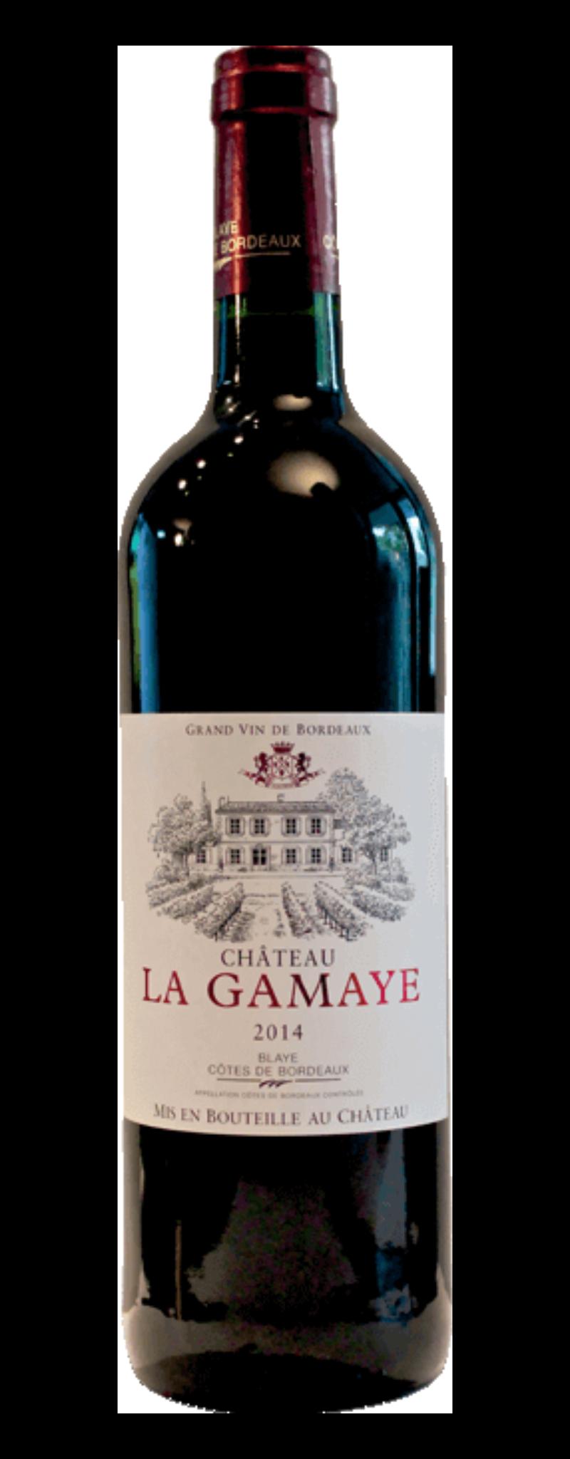 Château La Gamaye  - 750ml
