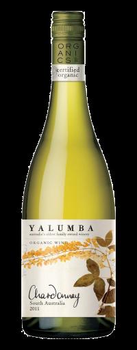 Yalumba Organic Chardonnay  - 750ml