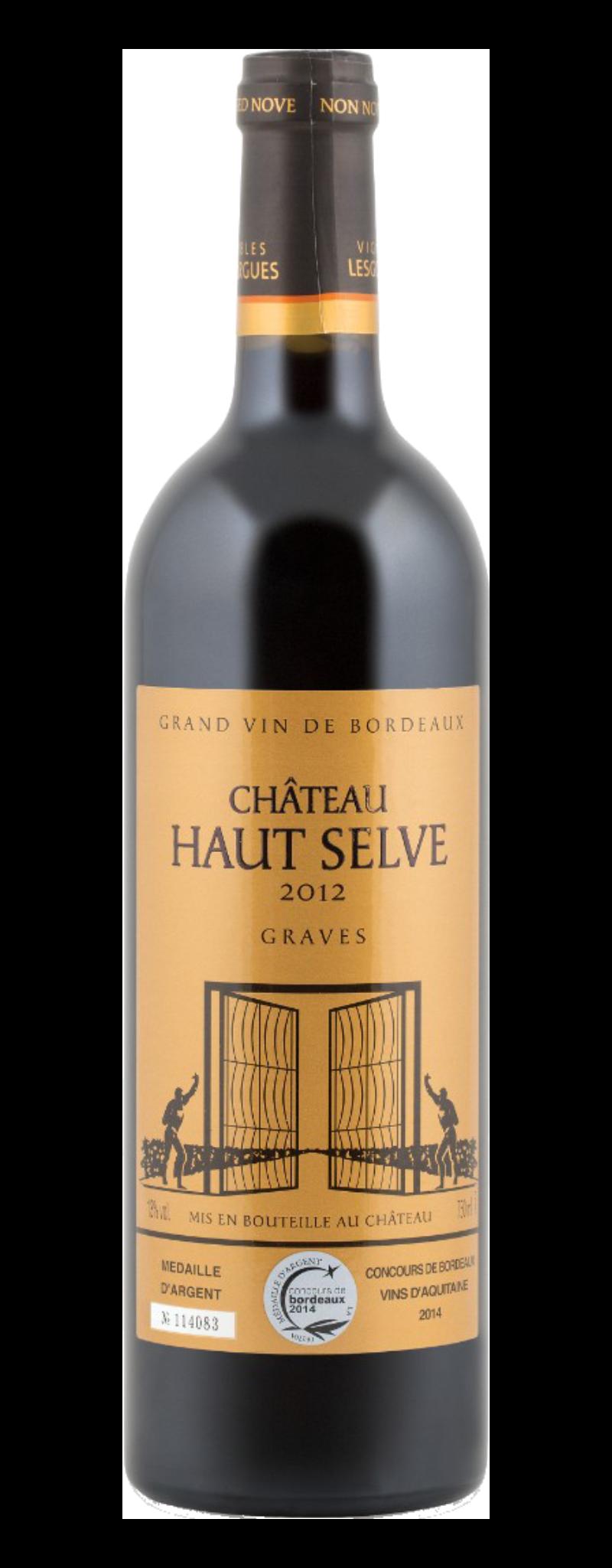 Chateau Haut Selve Magnum - Graves  - 1.5L