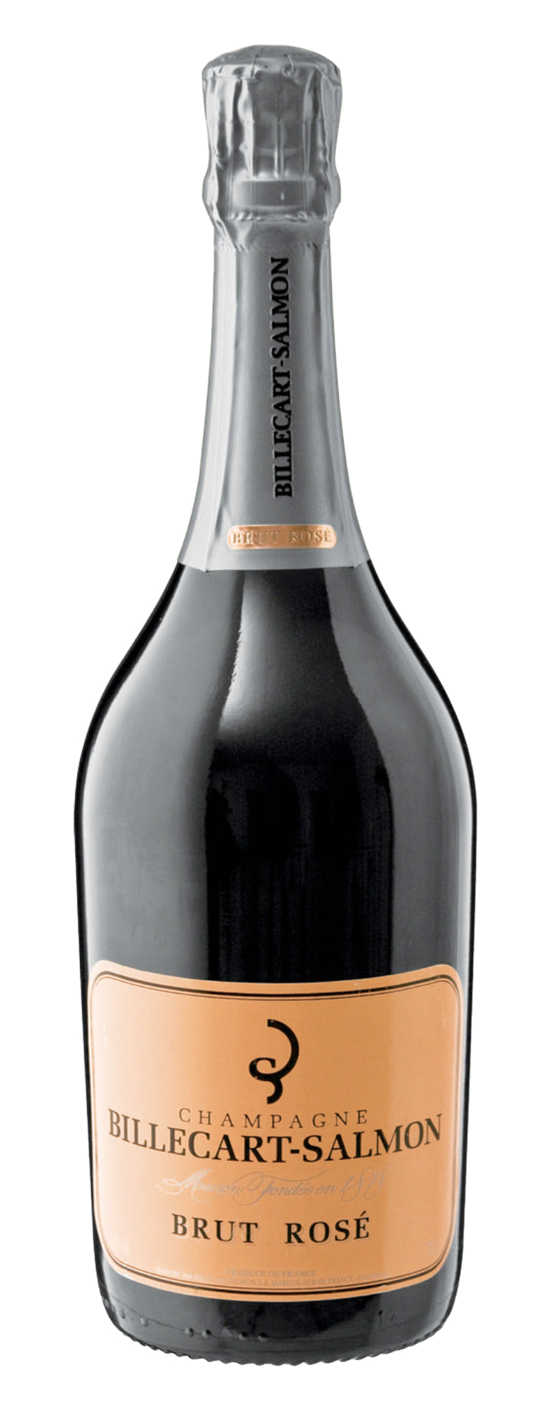 Billecart-Salmon Brut Rose 75cl  - 750ml