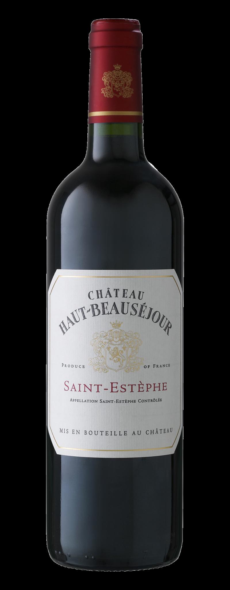 Château Haut Beausejour - Saint Estèphe  - 750ml