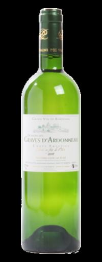 Domaine des Graves d'Ardonneau Blaye-Cotes de Bordeaux AOC White  - 750ml