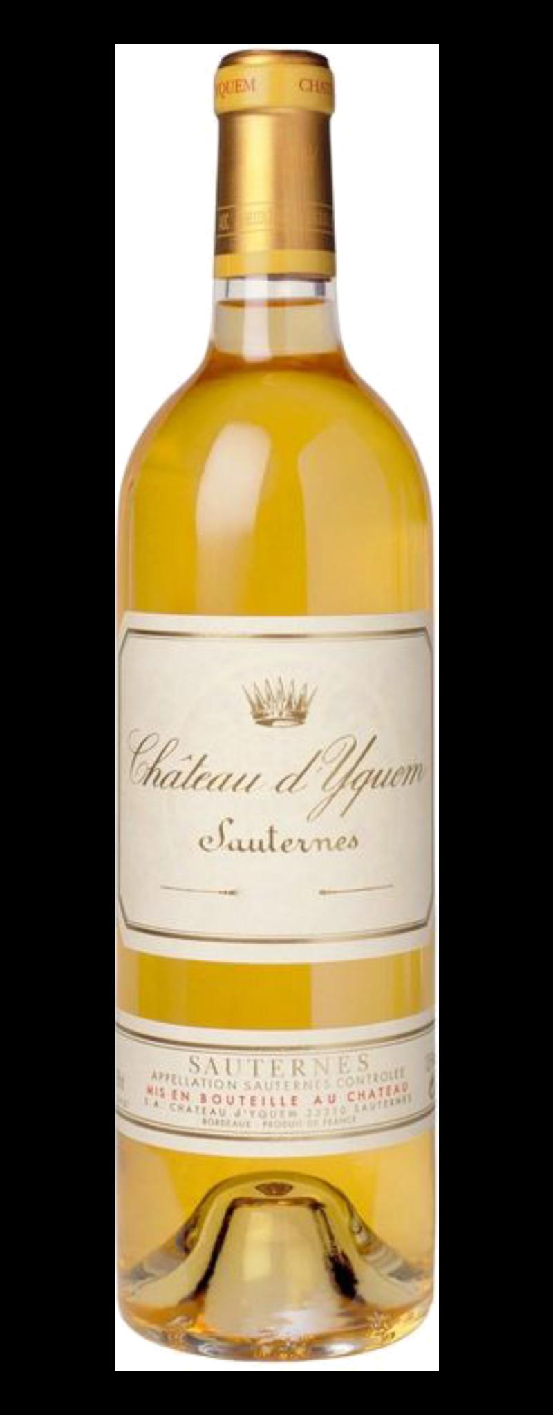 Chateau d'Yquem 1995 - Sauternes  - 750ml
