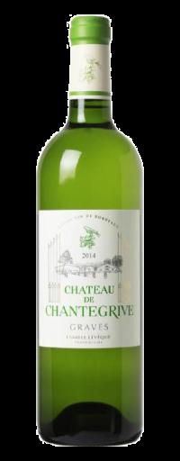 Château De Chantegrive Blanc - Graves  - 750ml