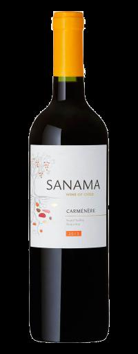 Sanama Carmenere  - 750ml
