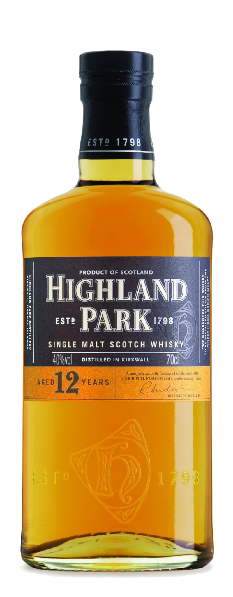Highland Park 12 Years Old  - 700ml