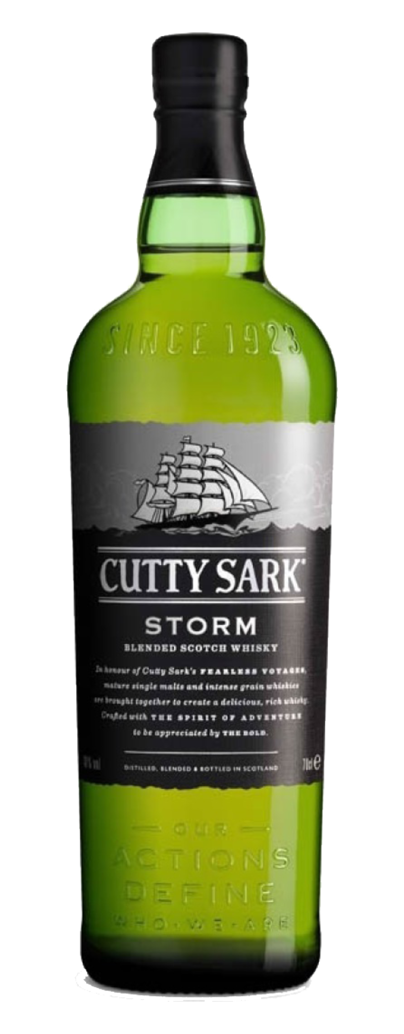Cutty Sark Storm Blended Malt  - 700ml