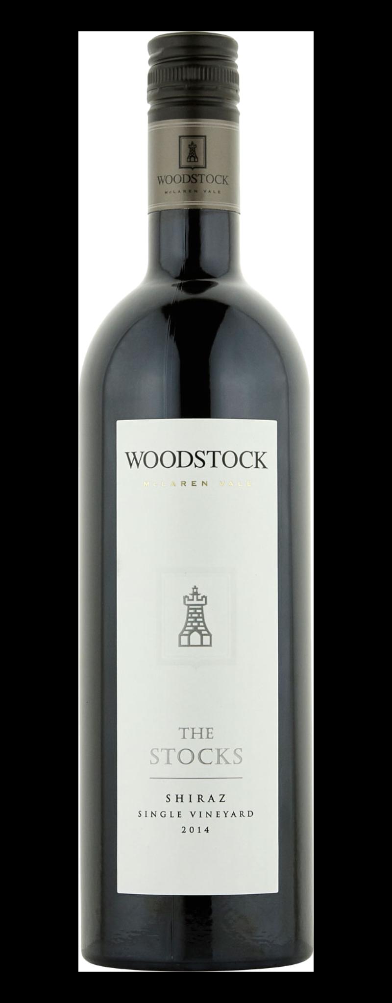 "Woodstock ""The Stocks"" Shiraz Magnum  - 1.5L"