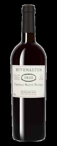 Rivesaltes Château Saint Michel1945  - 750ml