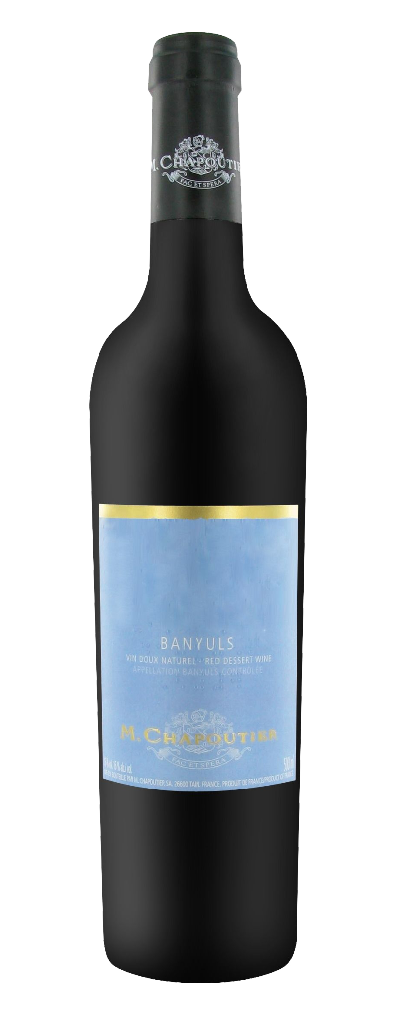 Michel Chapoutier - Banyuls 50 cL  - 500ml