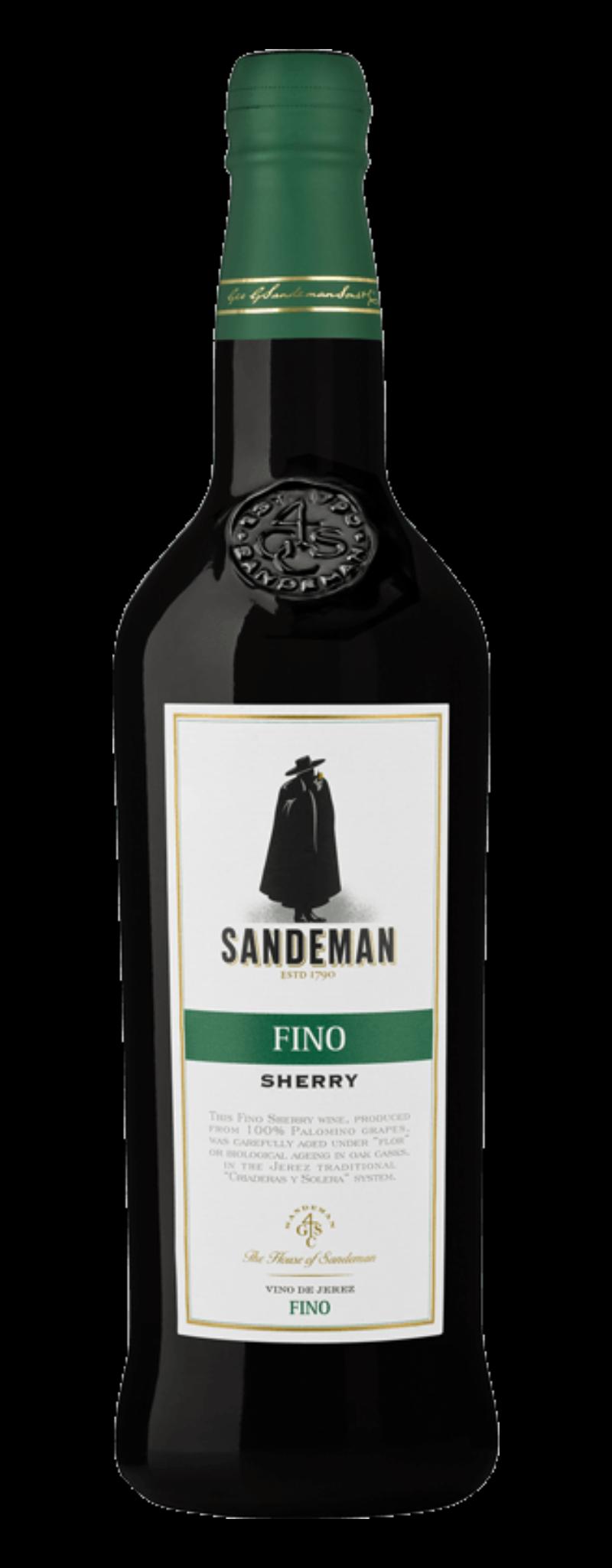 Sandeman Sherry Dry Fino  - 750ml