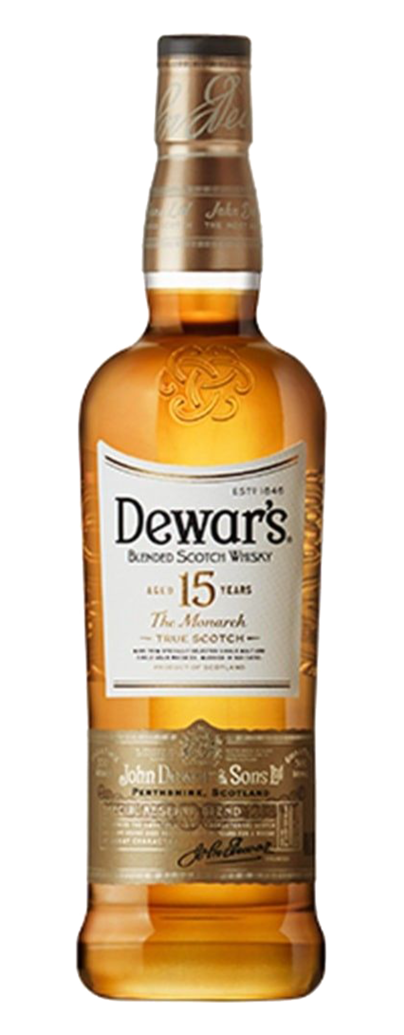 Dewar's The Monarch 15 year old  - 750ml