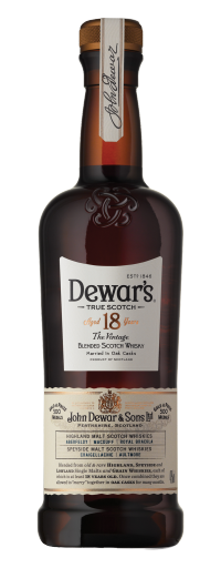 Dewar's The Vintage 18 Years Old  - 750ml