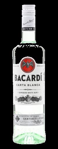 Bacardi Superior Carta Blanca White Rum  - 750ml