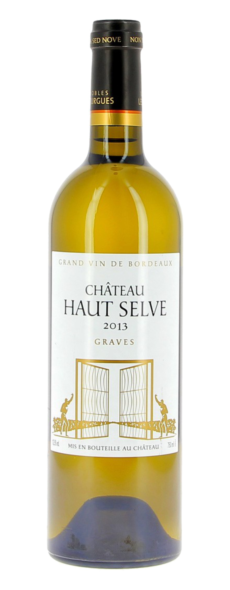 Chateau Haut Selve White  - 750ml