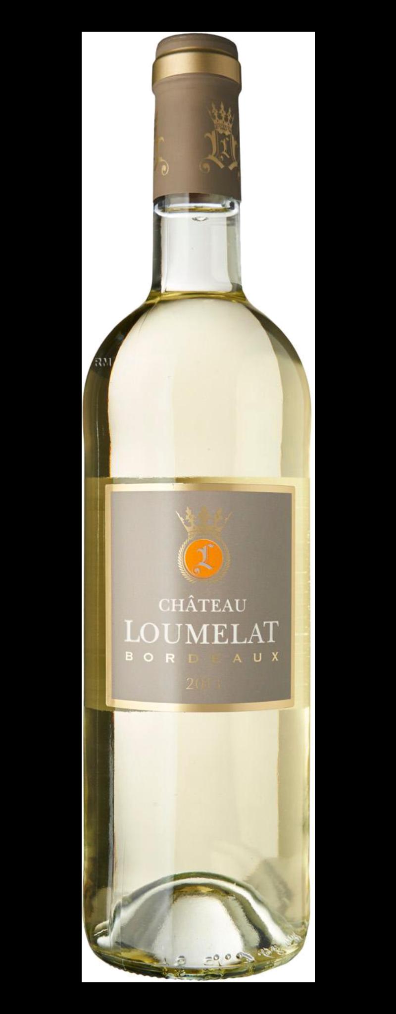 Château Loumelat white  - 750ml
