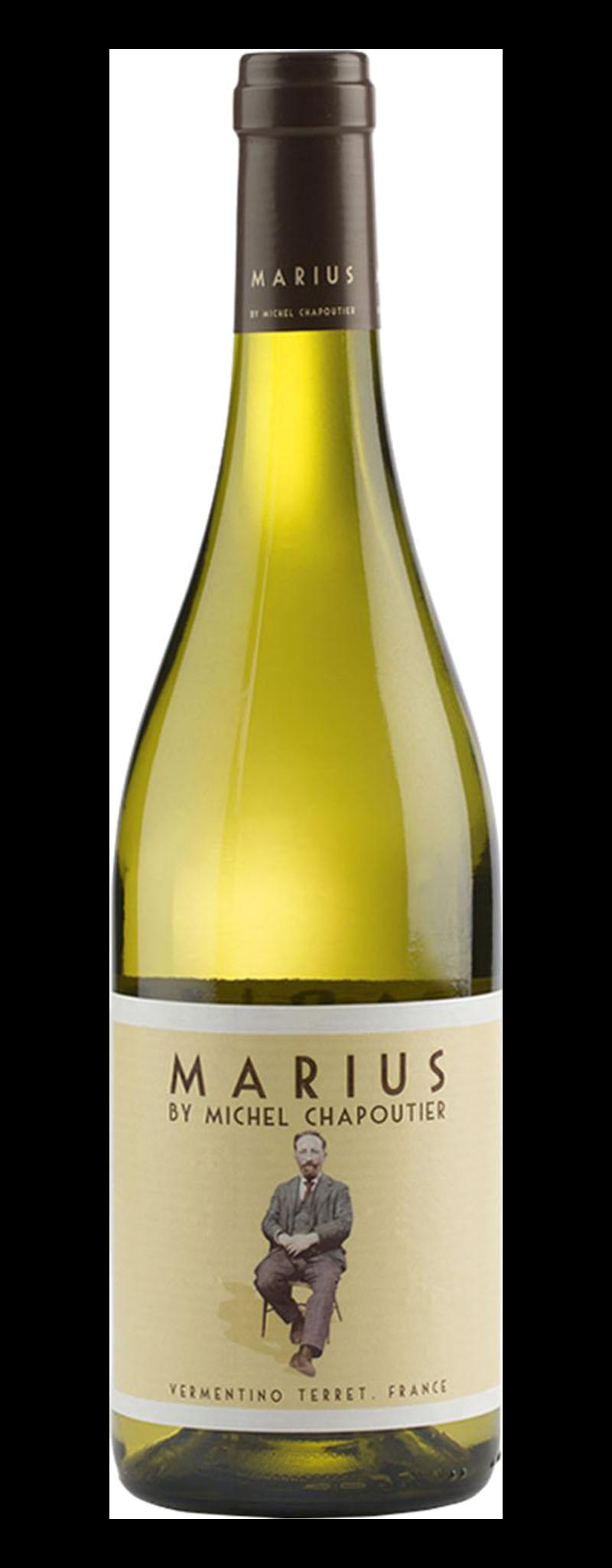 Michel Chapoutier - Marius-white  - 750ml