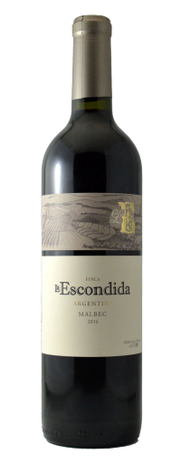 Finca la Escondida Malbec  - 750ml