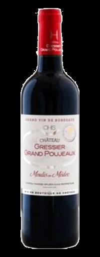 Chateau Gressier Grand Poujeaux 2014  - 750ml