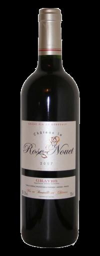 Chateau La Rose Nouet 2012  - 750ml