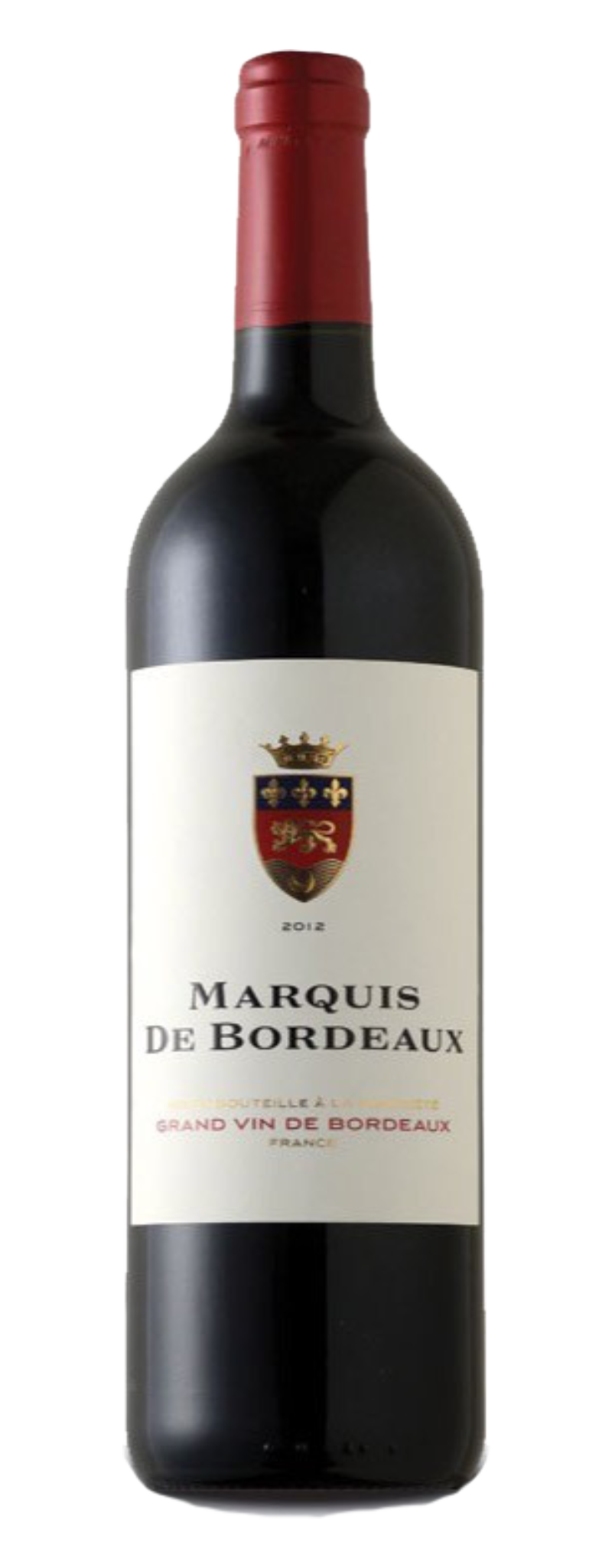 Marquis de Bordeaux red 2015  - 750ml