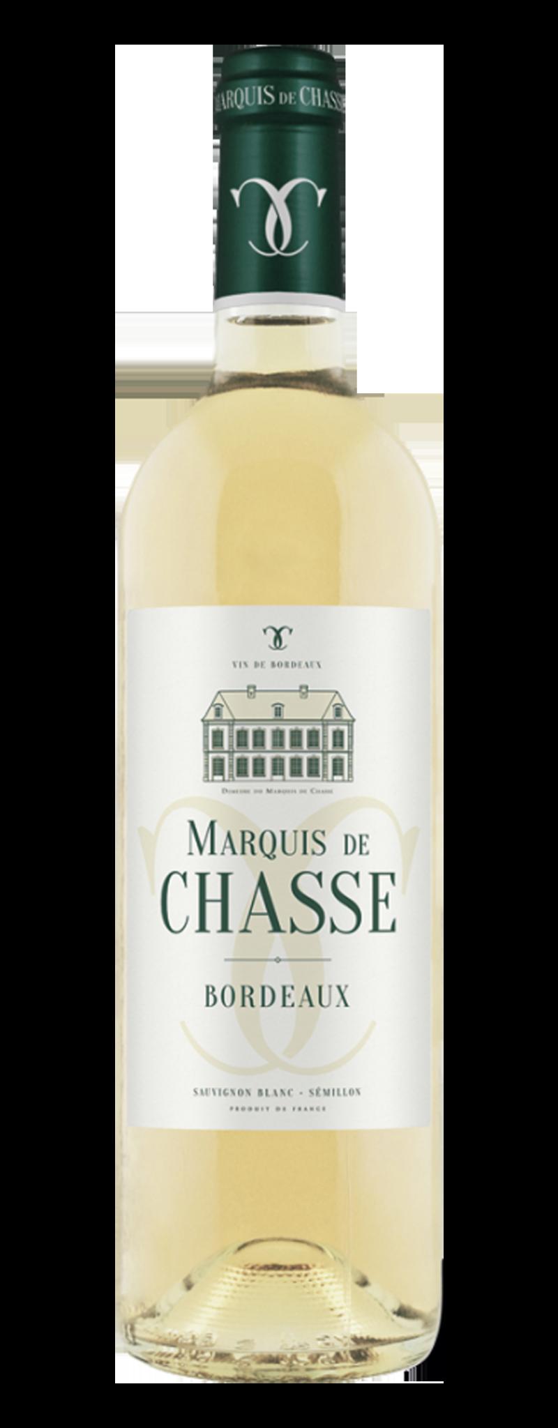 Marquis de Bordeaux White 2011  - 750ml