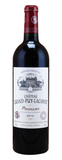 Chateau Grand Puy Lacoste - 2013  - 750ml