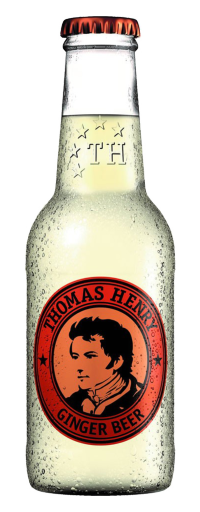 Thomas Henry Ginger Beer (thùng 24 chai)  - 200ml
