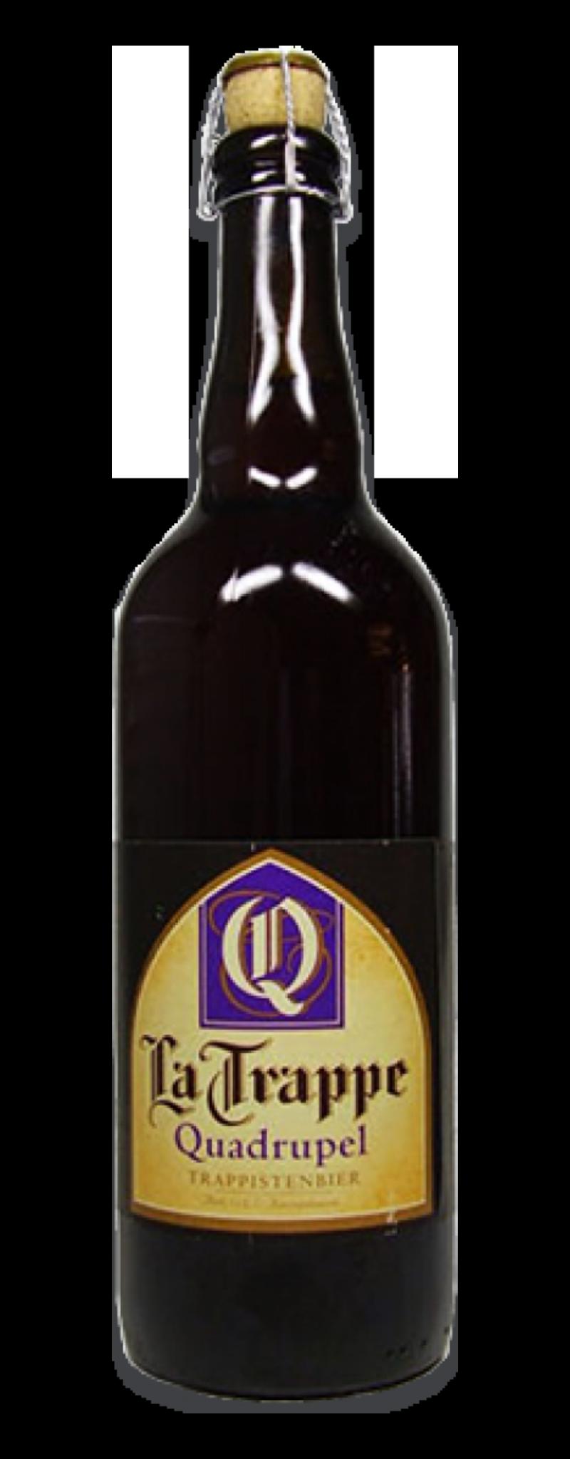 La Trappe Quadrupel (12 chai/thùng)  - 750ml