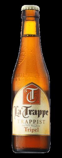La Trappe Tripel (24chai/thùng)  - 330ml