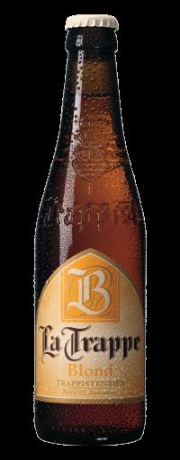 La Trappe Blond (24 chai/thùng)  - 330ml