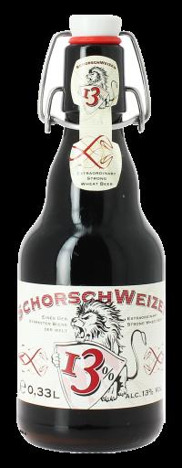 Schorschweizen (6 chai/thùng)  - 500ml
