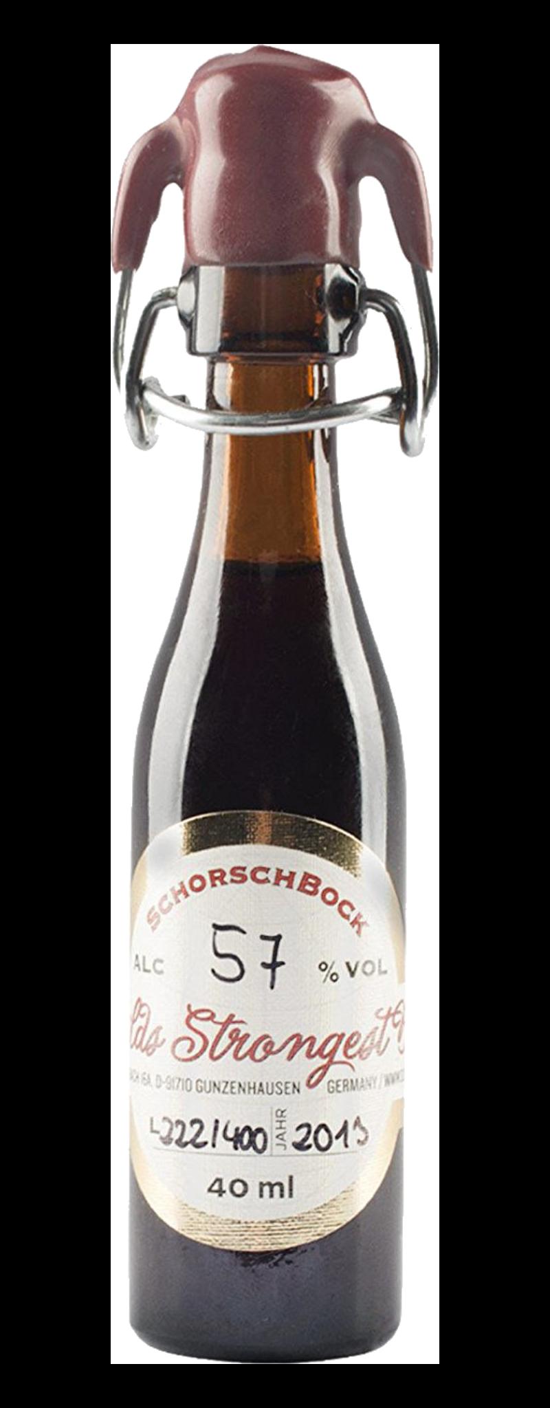 Schorsch Bock 57 (6 chai/thùng)  - 330ml