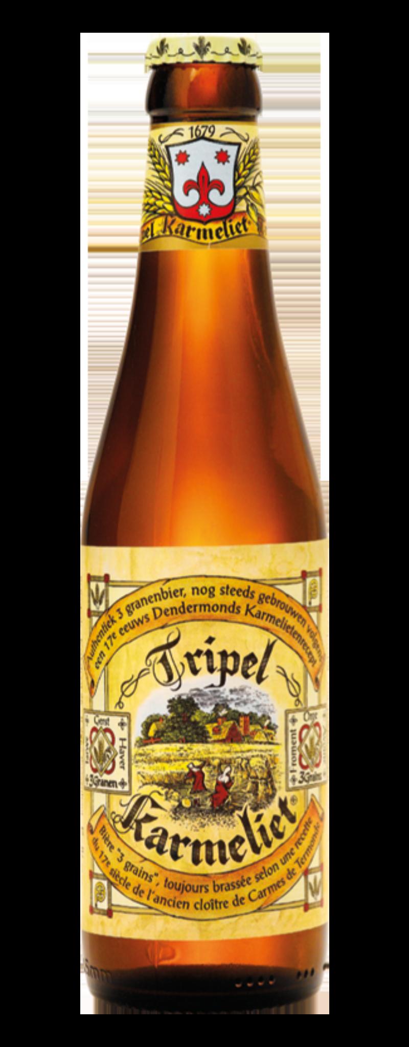 Tripel Karmeliet (24 chai/thùng)  - 330ml
