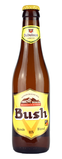 Bush Blond (24 chai/thùng)  - 330ml