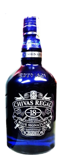 Chivas 18 Blue Signature  - 750ml