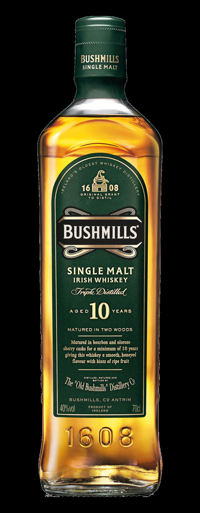 Bushmill 10yo  - 750ml