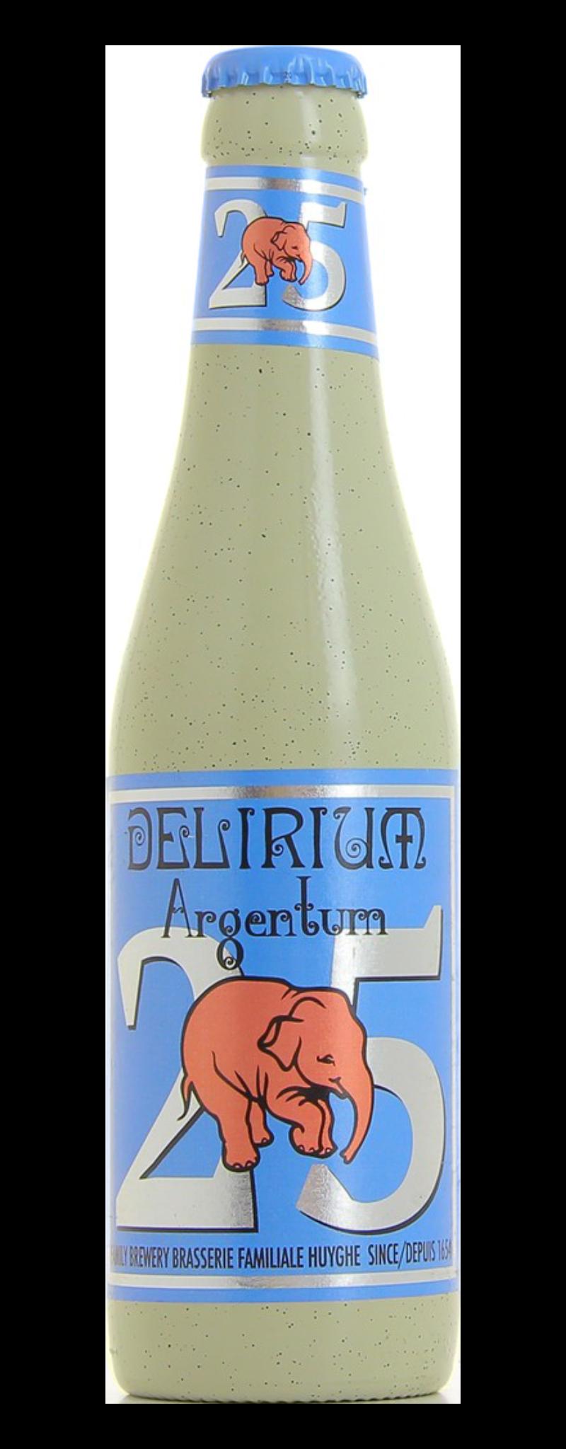 Delirium Argentum (24 chai/thùng)  - 330ml