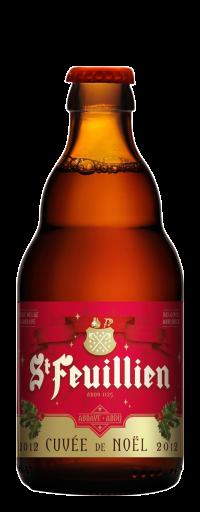 St-Feuillien Noel (24 chai/thùng)  - 330ml