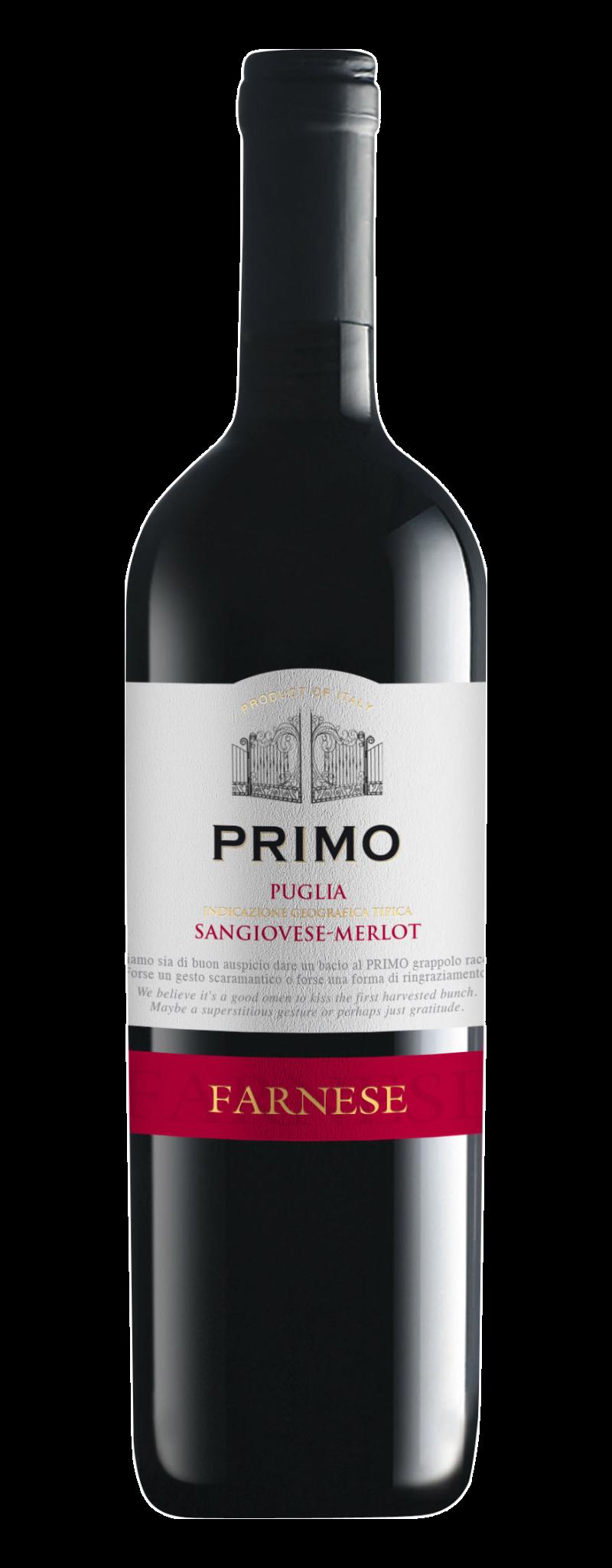 Primo Sangiovese – Merlot  - 750ml